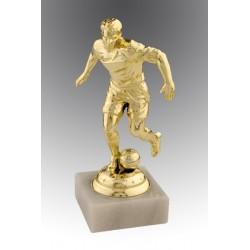 Statueta aurita Cel mai bun fotbalist