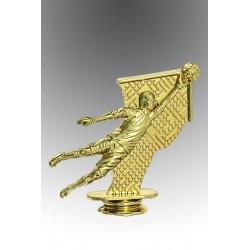 Statueta aurita pentru un portar profesionist