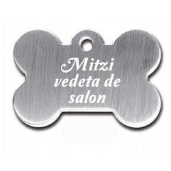 Medalion din metal pentru pisici