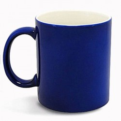 Cana magica albastra, personalizata